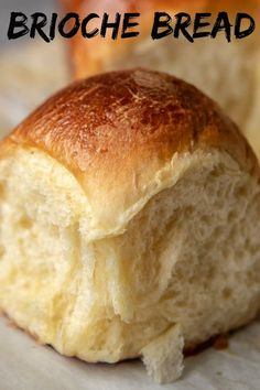 Basic Brioche Bread Recipe is an enriched yeast dough made with lots of eggs and butter. This buttery pastry bread is perfect as dinner rolls or the best french toast among a ton of other things.