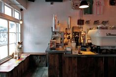 "Tokyo coffee shop Bear Pond in Kitazawa: ""Japan atemporal moment"" Love it!!"