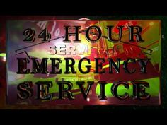 24 HOUR EMERGENCY SERVICE EXTENDED