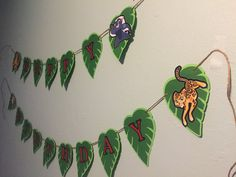 The Lion Guard Birthday Banner by DesignsByRory on Etsy