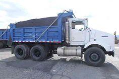 Heavy Equipment For Sale, Dump Trucks For Sale, Heavy Construction Equipment, Kenworth Trucks, Tandem, Jay, Things To Sell, Tandem Bikes