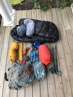 Thru Hiking, Hiking Gear, Hiking Backpack, Ultralight Hiking, Backpacking, Pacific Coast Trail, Backpack Outfit, Rain Gear, Backpacker