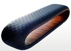 """Cheig Bench"" for Sollos by brazilian designer Jader Almeida (2009)"