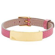 Leather bracelet and metal plate. http://lilouparis.com/en/ready_made_sets/#1323 #lilou #leather #bracelet #metalplate #platedgold #minimalism #chic