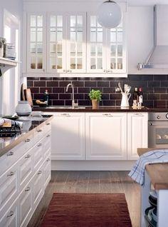 notre cuisine avant apr s k che. Black Bedroom Furniture Sets. Home Design Ideas