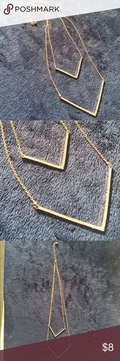 Charming Charlie Rose Necklace Never worn. Perfect condition. Beautiful in person!!! Charming Charlie Jewelry Necklaces
