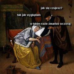 #cynicznyromantyzm #nihilist #schopenhauer #mondays #memes Dutch Painters, Man Humor, Mood Quotes, I Am Awesome, Lol, My Love, Memes, Instagram Posts, Art