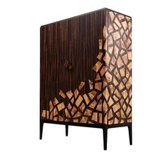 How about letting the exquisite design of the bar cabinets make a moment of social gathering so special? Here are some awesome ideas for you to get inspired! Contemporary Cabinets, Modern Cabinets, Wood Cabinets, Contemporary Design, Cabinet Decor, Cabinet Design, Cabinet Ideas, Sideboard Cabinet, Cabinet Storage