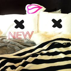Pillow Talk: 'X Marks the Spot' Printed Pillowcase Set