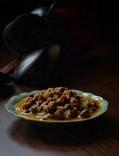 Black Chickpeas Kurma Image ~ ©Nessy Samuel #NessySamuelPhotography #FoodPhotography #FoodStyling #Photographer