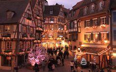 Mercados de Navidad en Europa