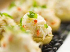 Tartelettes au crabe, facile et pas cher