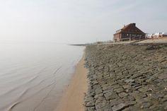 Jade estuary, Wilhelmshaven, German Bight (DE) Jade, Lone Wolf, Study Abroad, Coastal, Trail, Germany, Island, Beach, Places