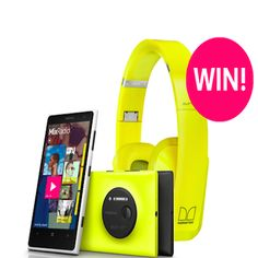 Mitch Winehouse and MixRadio are giving one lucky fan the chance to win a Lumia 1020, signed and containing a video message recorded by Mitch  just for you!