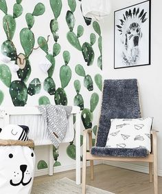 Top 7 Nursery & Kids room Trends You Must Know for 2017 - BelivinDesign Nursery Inspiration, Interior Inspiration, Casa Kids, Home Design, Interior Design, Spring Wallpaper, Home And Deco, Kid Spaces, Kids Decor