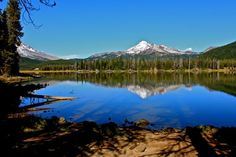 Bend, Oregon.  Oregon you are such a beautiful place!