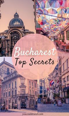 Things to do in Bucharest - What is the first thought that comes to mind when you imagine things to do in Bucharest? Movies certainly portray the Romanian capital as an endless sea of grey concrete blocks, a post-communist country with bad music and angry people. #bucharest #romania #guide