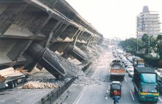 kobe earthquake structural damage