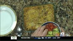 Quinoa Enchilada Casserole Thursday, January 28,2016