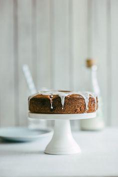 Gluten Free Raspberry and Almond Cake (Souvlaki For The Soul)