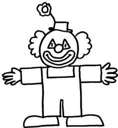 Dessin arlequin maternelle a colorier carnaval pinterest - Coloriage cirque maternelle ...