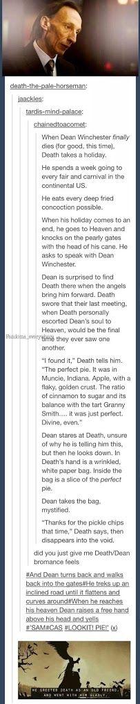 Dean's heaven