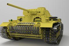 PzKpfw III Ausf L turret