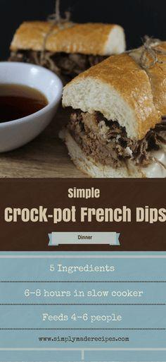 5 Ingredient Crock-p
