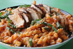 Deals to Meals: Roasted Red Pepper Pasta