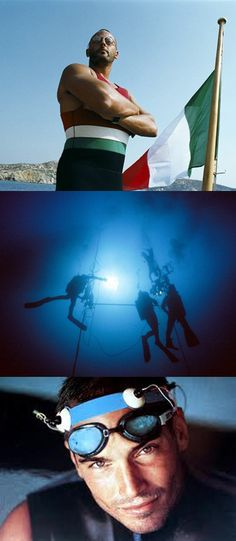 LE GRAND BLEU - The Big Blue (1988)  #ocean #sea #diving #movie