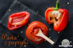 Domowe przetwory: pasta z czerwonej papryki | Bezglutenowe Kuchenne Wariacje