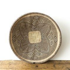 Batonga Basket from Zimbabwe
