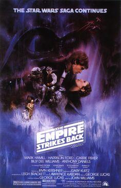 Resultado de imagen para star wars iv official posters