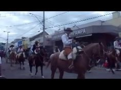 Desfile Farroupilha 2013 Alegrete-RS
