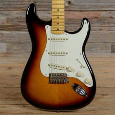 Fender Artist Series Eric Johnson Stratocaster Sunburst 2013 (s330)