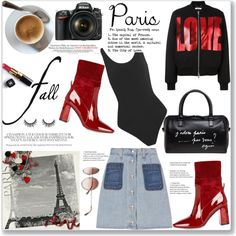 How To Wear For the Love of Paris Outfit Idea 2017 - Fashion Trends Ready To Wear For Plus Size, Curvy Women Over 20, 30, 40, 50