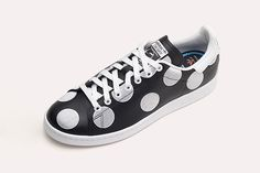 more photos 21040 57fbe Pharrell Williams x  adidas Originals Stan Smith POLKA DOTS  sneakers Tenis  Con Estilo,