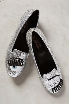 flirting loafers!