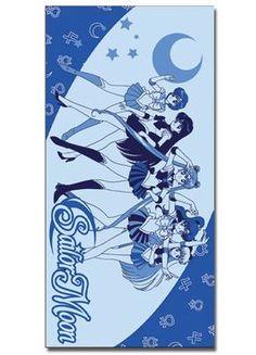 Sailor Moon: Sailor Soldiers Towel