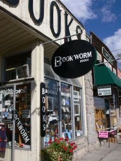 Favorite Bookstores: West Yellowstone, MT