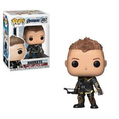 Vinyl FigureThe entire Marvel movie universe unites, once and for all in Marvel's Avengers: Endgame. Assemble your team to battle Thanos and restore the universe! This Avengers: Endgame Hawkeye Pop! Captain Marvel, Marvel Avengers, Ms Marvel, Avengers Film, Captain America, Marvel Comics, Funk Pop, Clint Barton, Figurine Pop Marvel