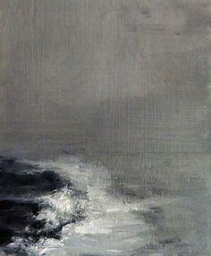 Morning Ocean 75 - Original Oil Painting