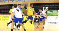 Balonmano | El Barakaldo pierde con el Egia y es séptimo tras el primer tercio de liga