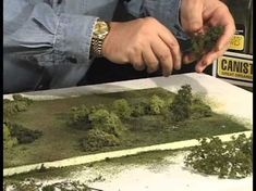 DIY video on creating a platform. This is where the fun is at in creating a holiday village. #modelrailway #hobbytrains