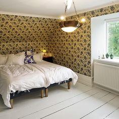 small attic room