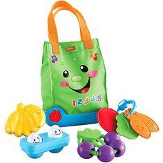 Fisher Price beszélő bevásárló táska