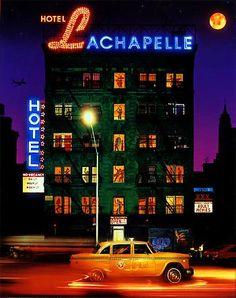 Hotel Lachapelle - 1999 - David LaChapelle