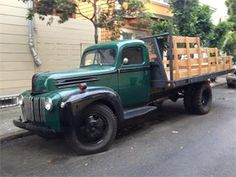 1946 Ford 1-1/2 Ton Flatbed for Sale | ClassicCars.com | CC-582458