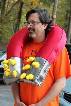 Chick magnet !! Trunk or Treat 2012 by booturtle, via Flickr