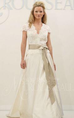 Mmonika - Wedding Dress by Modern Trousseau - Loverly